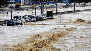 Översvämningar i Turkiet