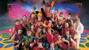 Cirkusen Cirque du Soleil