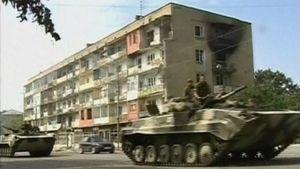 krig i georgien