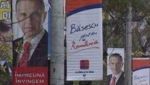 Presidentval i Rumänien