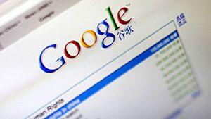 Google i Kina