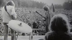 Ruisrock ordnades för första gången 1970.