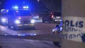Polisbil i Sverige