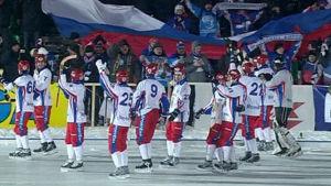 Ryssland, VM i bandy 2011
