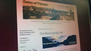Bloggen Gates of Vienna