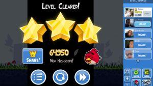 Angry Birdes lanseras på facebook idag.