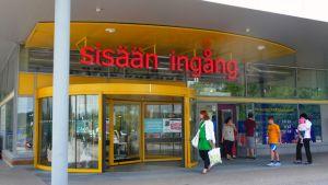 Ikeas varuhus i Esbo