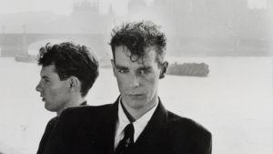 Pet Shop Boys vid Thamesens strand