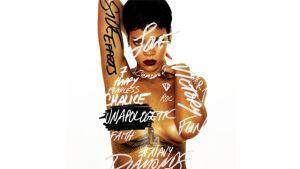 Rihanna är naken på omslaget till Unapologetic