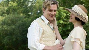 Matthew och Lady Mary ur Downton Abbey