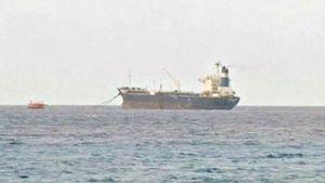 Tankfartyget Golden Dawn