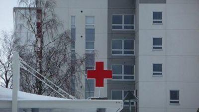 Länsi-Pohja sjukhus