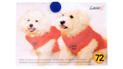 Hundarna som vill att du röstar på Lasse G.