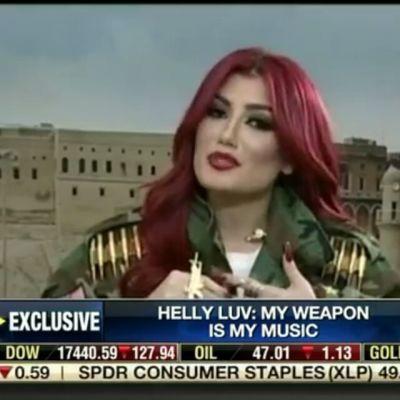 Helly Luv Revolution -videostaan