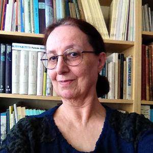 Kääntäjä Anne Colin du Terrail