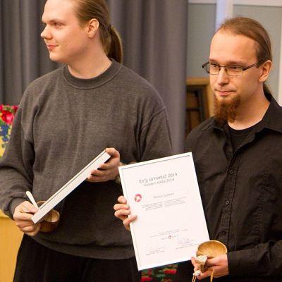 Miika Lehtinen ja Markus Juutinen