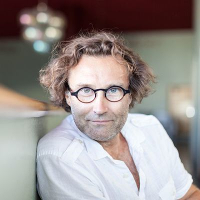 Helsingin juhlaviikkojen toiminnanjohtaja Erik Söderblom.