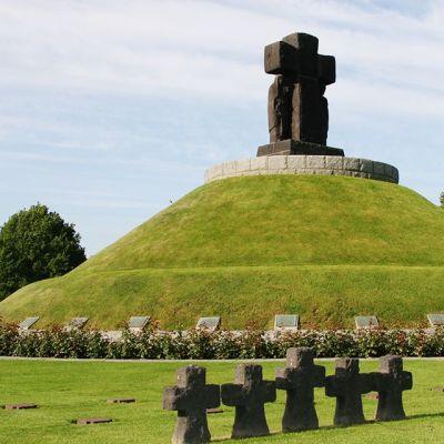 La Cambe hautausmaa.