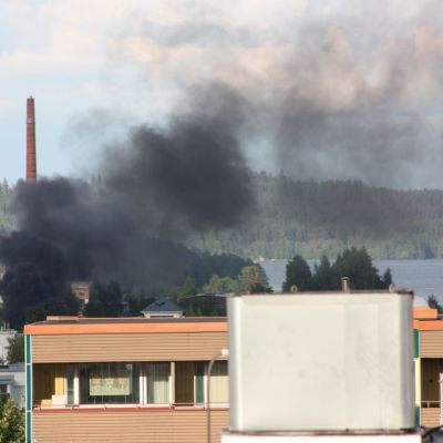 Venepalo Kuopion satamassa