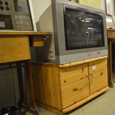 tv-taso, kirppari, telkkari