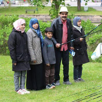 Al Sahilin perhe