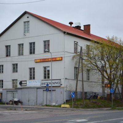 Bandidos MC Tampereen talo