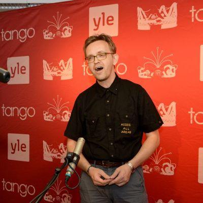 Tangomarkkinat Tampere Jukka Töyli