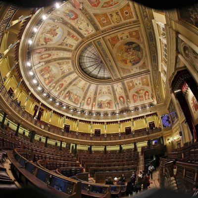 Espanjan parlamentti