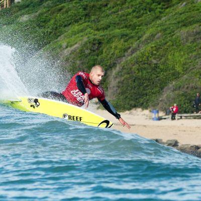 Surfaaja Mick Fanning