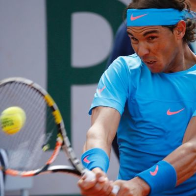 Rafael Nadal. kuva 1.6.2015