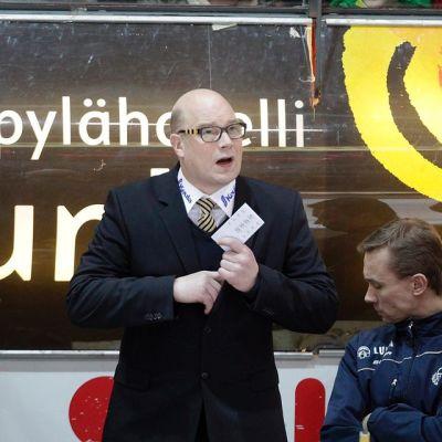 Risto Dufva, Lukko-luotsi