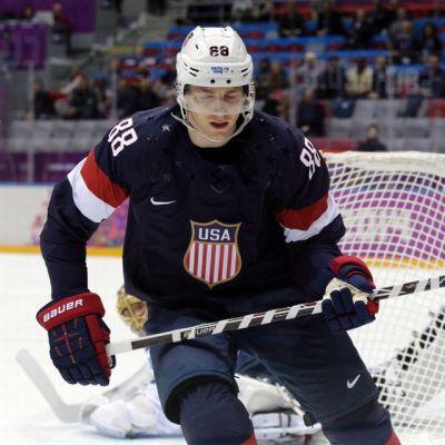Patrick Kane rankkari Suomi USA