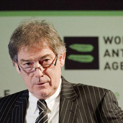WADA:n pääjohtaja David Howman