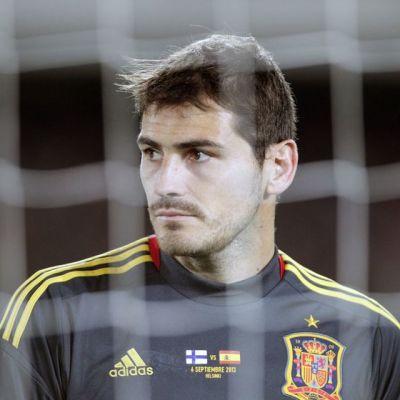 Iker Casillas espanja