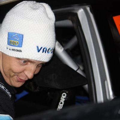 Mikko Hirvonen.
