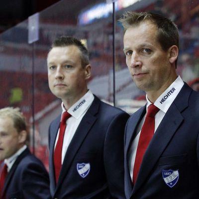 Antti Törmänen HIFK-valmennus
