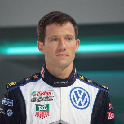 Sebastien Ogier.