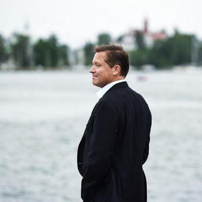 Mårten Mickos, suomalainen yritysjohtaja ja sarjayrittäjä.