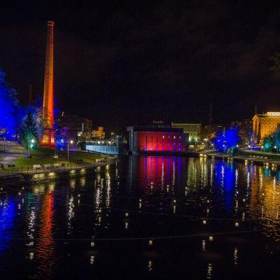 Tampereen Valoviikot, Tammerkoski