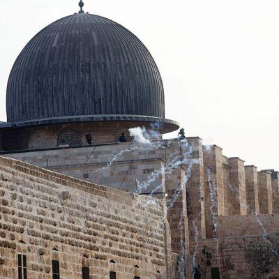 Al-Aqsan moskeija
