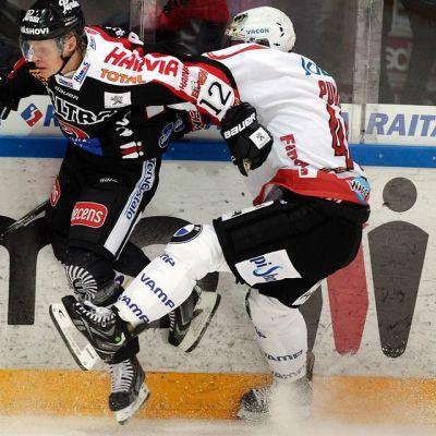 Jani Tuppurainen ja Mikko Pukka tositoimissa