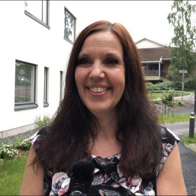 Nokian vanhuspalvelun johtaja Katja Uitus-Mäntylä
