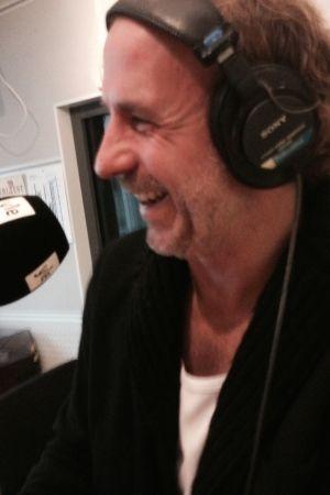 Patrik Isaksson på Radio Vega
