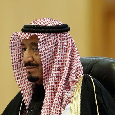 Saudiarabiens nya kung