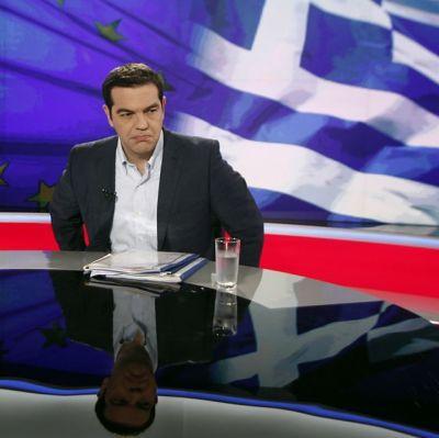 Greklands premiärminister Alexis Tsipras