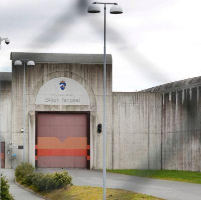 Skien fängelse i Norge.