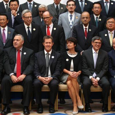 G20 möte i Ankara 2015