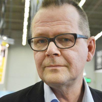 Författaren Kari Hotakainen