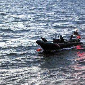 sjöbevakningsbåt