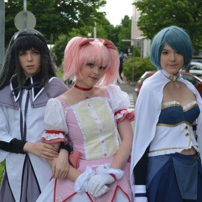 Homura, Madoka, Sayaka